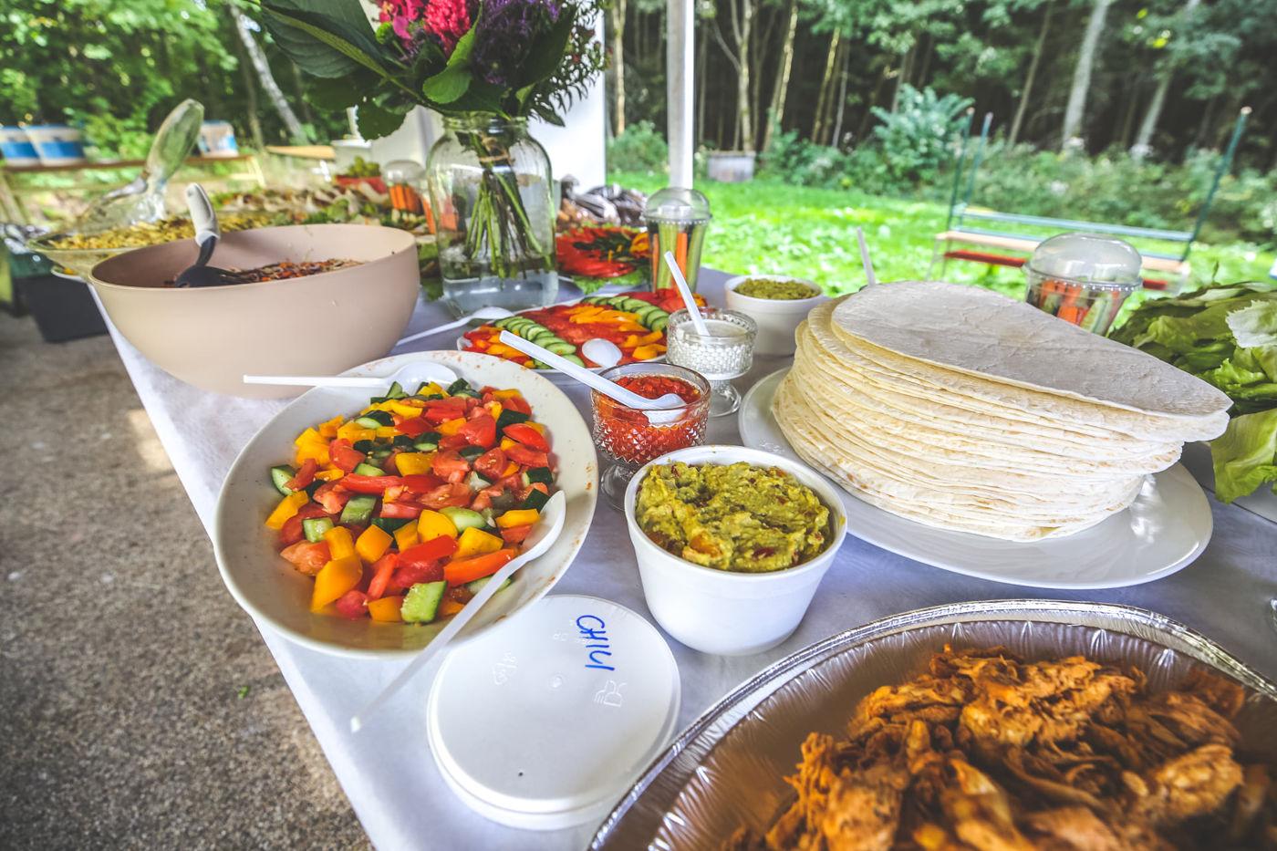Smyslůplné BISTRO catering